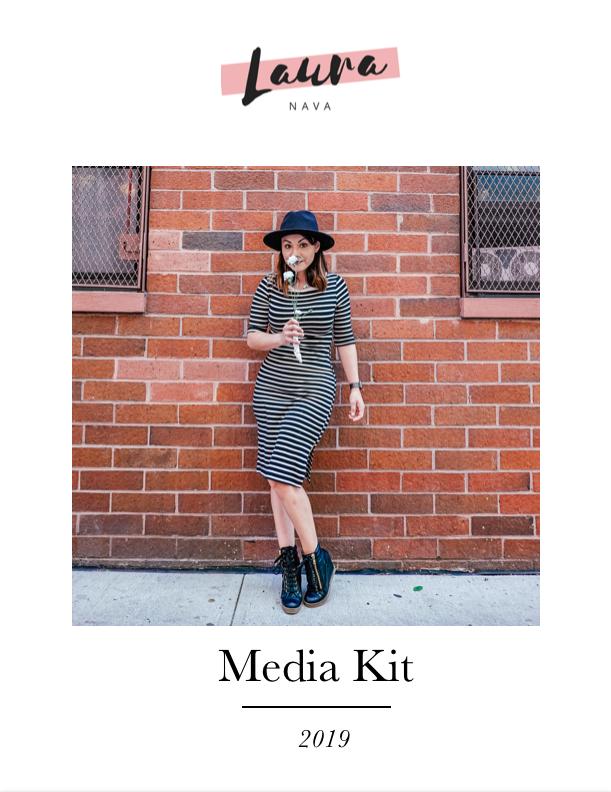 Laura Navarrete Media Kit